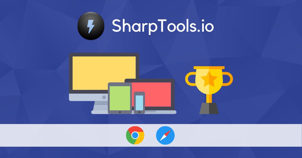 Applications | SharpTools